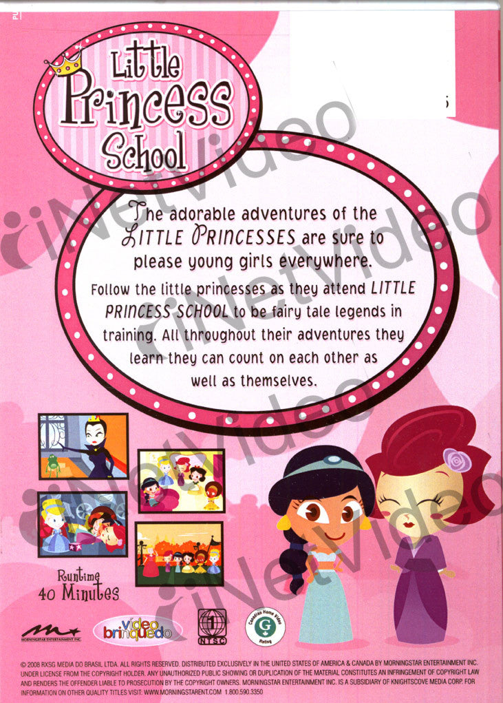 Little Princess School On Dvd Movie