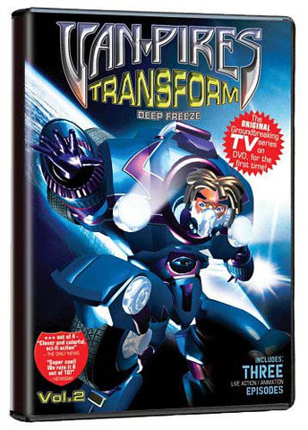 Van-Pires Transform - Deep Freeze - Vol. Film DVD 2