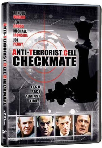 Cellule anti-terroriste - Film Checkmate sur DVD