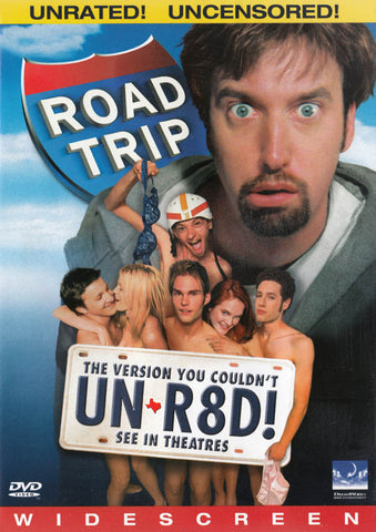 Road Trip (UNR8D! Version) DVD Vidéo