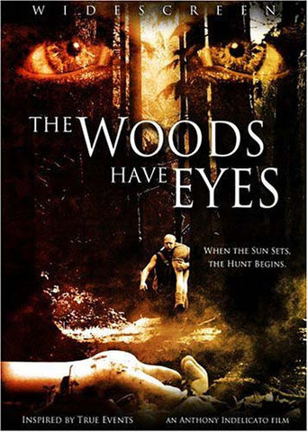 Le film DVD The Woods Have Eyes