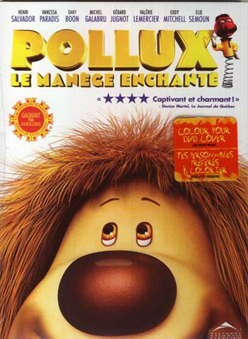 Pollux - Le Manege Enchante DVD Movie
