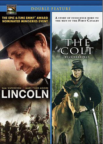 Lincoln / The Colt (Double Feature) DVD Film