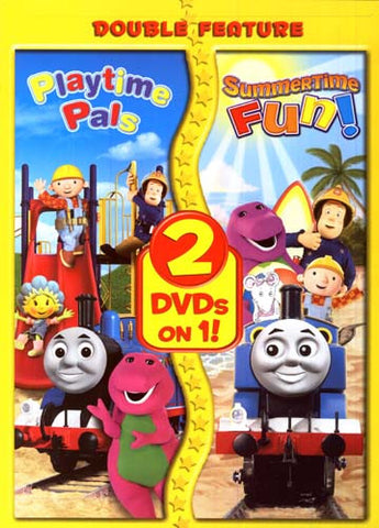 Playtime Pals / Summertime Fun! (Double Feature) Film DVD