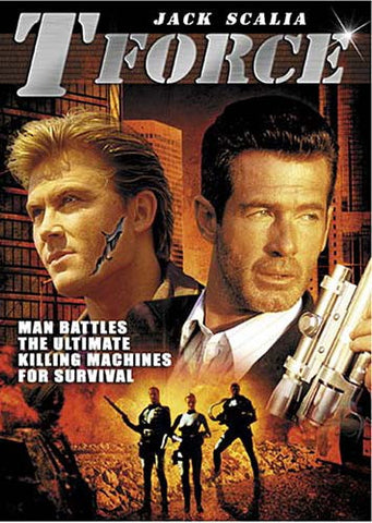 T-Force DVD Movie