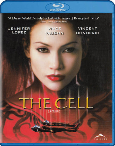 La cellule (bilingue) (Blu-ray) Film BLU-RAY