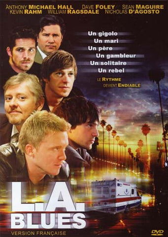 LA Blues (Version Francaise) DVD Movie