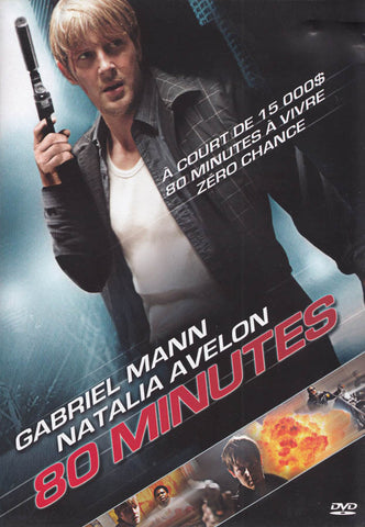 80 Minutes (version française) DVD Movie