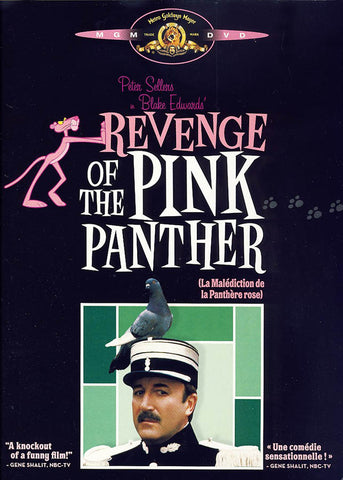 Revenge Of The Pink Panther (Black Cover)(bilingual) DVD Movie
