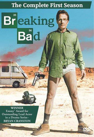 Breaking Bad - The Complete First Season (Boxset) DVD Movie