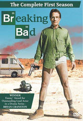 Breaking Bad - The Complete First Season (Boxset)