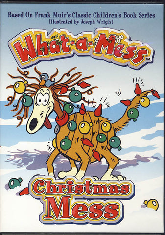 What-a-Mess - Film DVD sur le mess de Noël