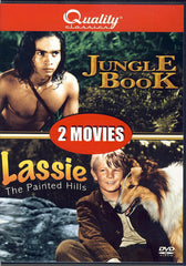 Jungle Book / Lassie - The Painted Hills (Double Feature)