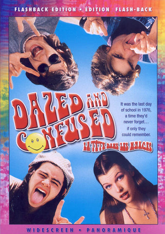 Dazed And Confused (Widescreen Flashback Edition) (Bilingual) DVD Movie