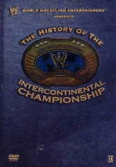 WWE - The History of the Intercontinental Championship (Boxset)