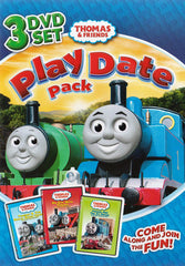 Thomas And Friends - Play Date Pack (Boxset)