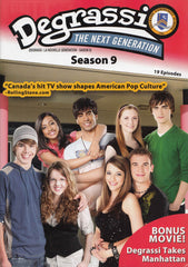 Degrassi - The Next Generation - Season 9 (Boxset) (Bilingual)