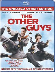 The Other Guys (The Unrated Other Edition) (Blu-ray)