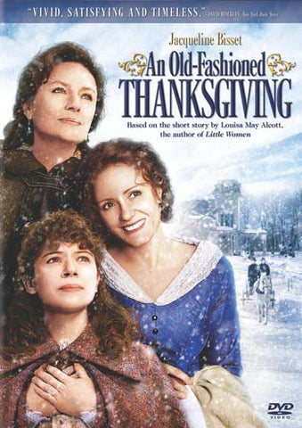 An Old Fashioned Thanksgiving DVD Movie