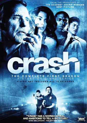 Crash - The First Complete Season (Boxset) DVD Movie