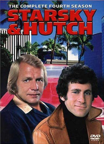 Starsky and Hutch - The Complete Fourth Season (Boxset) DVD Movie
