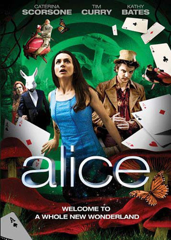 Alice (TV Miniseries) DVD Movie