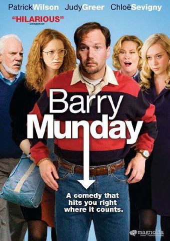 Barry Munday DVD Movie