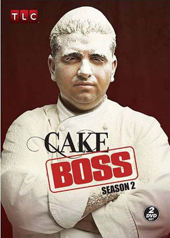 Cake Boss - Season Two (2) DVD Movie