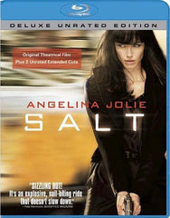 Salt (Deluxe Unrated Edition) (Blu-ray)