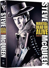 Wanted: Dead or Alive - Season One (Steve McQueen) (Boxset)