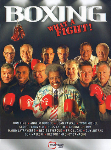 Boxing - What A Fight! (Boxset) DVD Movie