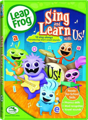 Leap Frog - Sing and Learn With Us!
