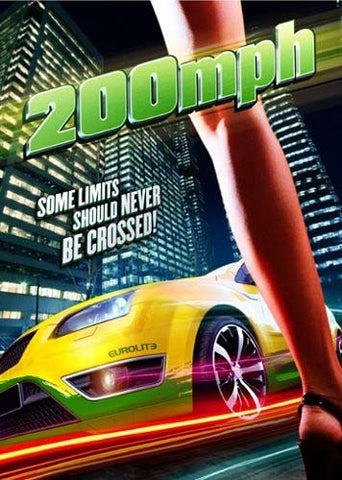 200 MPH DVD Movie