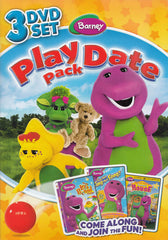 Barney - Play Date Pack (Boxset)