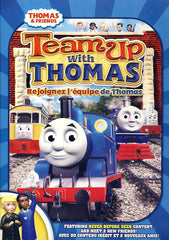 Thomas And Friends - Team Up With Thomas (Bilingual)