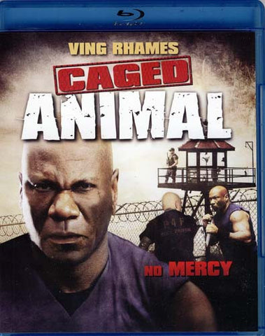 Caged Animal (Blu-Ray) BLU-RAY Movie