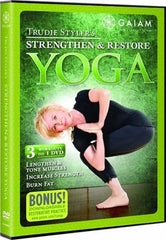 Trudie Styler s - Strengthen And Restore Yoga
