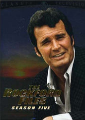 The Rockford Files - Season Five (Boxset)