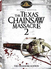 The Texas Chainsaw Massacre 2 (The Gruesome Edition) (MGM)