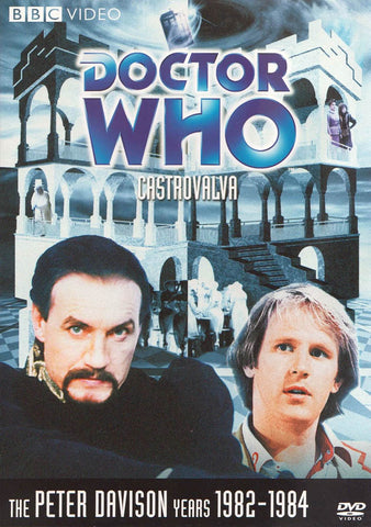 Doctor Who - Castrovalva (1982-1984) DVD Movie