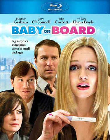 Baby on Board (Blu-ray) BLU-RAY Movie