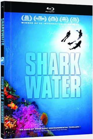 Sharkwater - Special Earth Day Edition (Bilingual) (Blu-ray) BLU-RAY Movie
