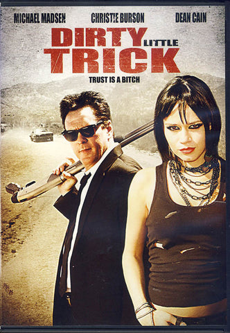 Dirty Little Trick DVD Movie