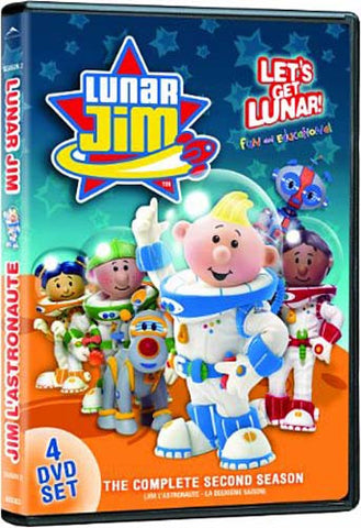 Lunar Jim: Season 2 (Bilingual) (Boxset) DVD Movie
