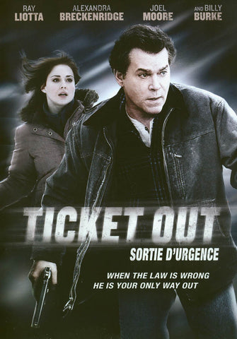Ticket Out (Bilingual) DVD Movie