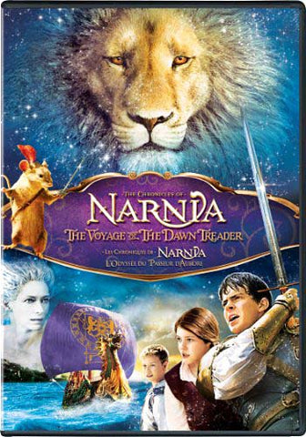 Chronicles Of Narnia: Voyage Of The Dawn Treader (Bilingual) DVD Movie