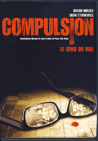 Compulsion (La Genie Du Mal) (Bilingual) DVD Movie
