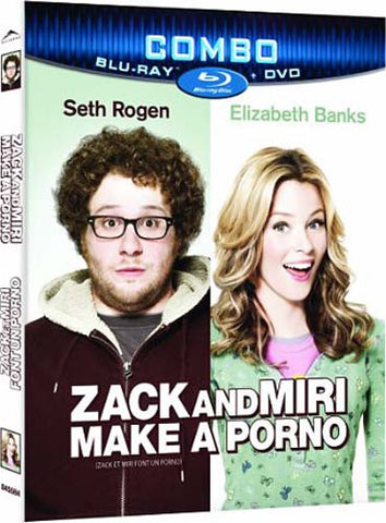 Zack and Miri Make a Porno (Blu-ray + DVD) (Bilingual) (Blu-ray) BLU-RAY Movie