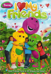 Barney - I Love My Friends