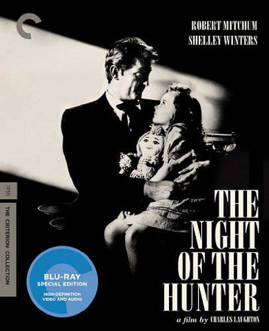 The Night of the Hunter (The Criterion Collection) (Blu-ray) BLU-RAY Movie